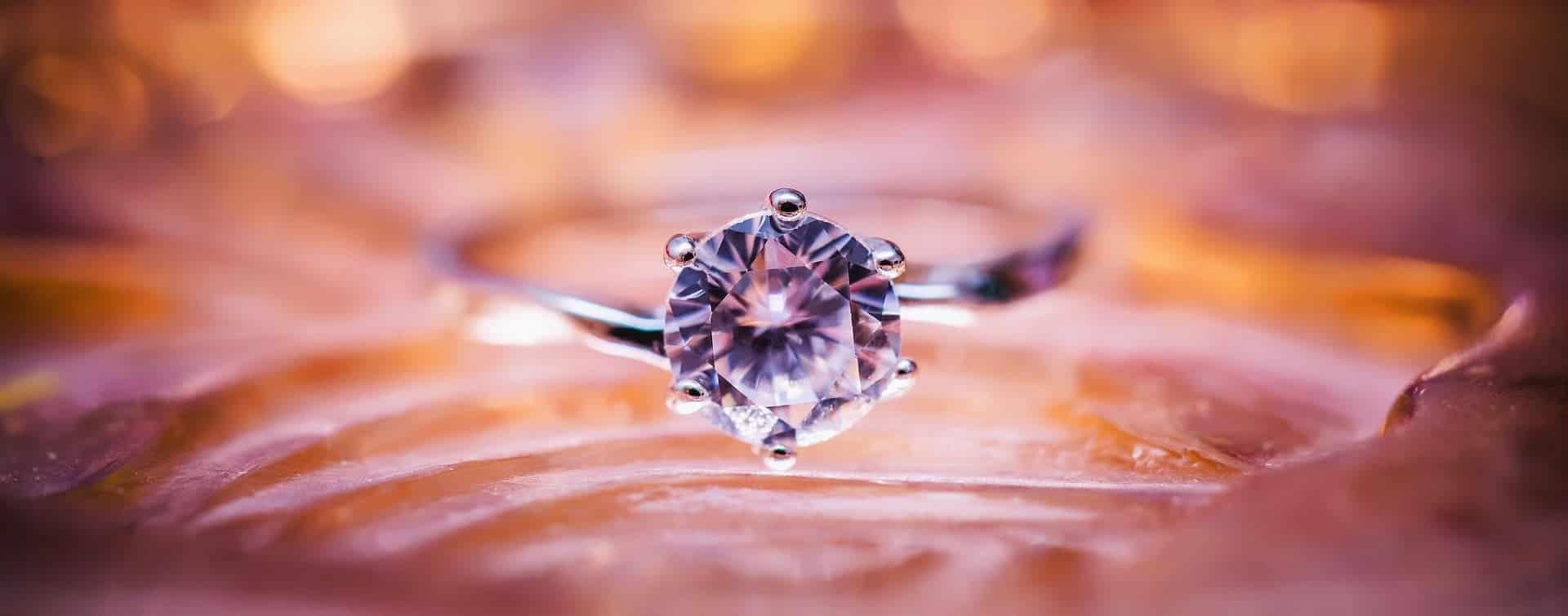Azara - Biżuteria pierścionek